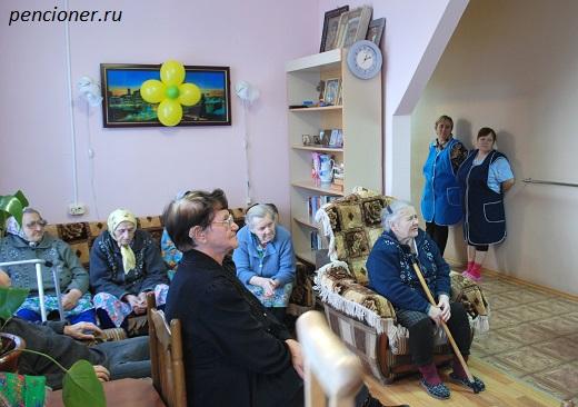 Прямухино дом престарелых социальный дом интернат для престарелых и инвалидов