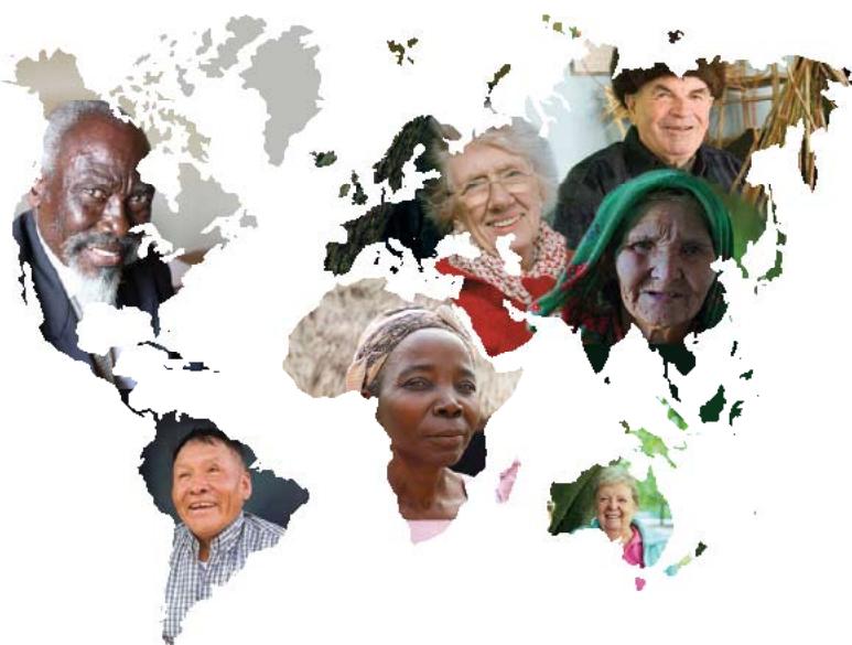 Новый пенсионер: За счастливую и благополучную старость надо бороться!