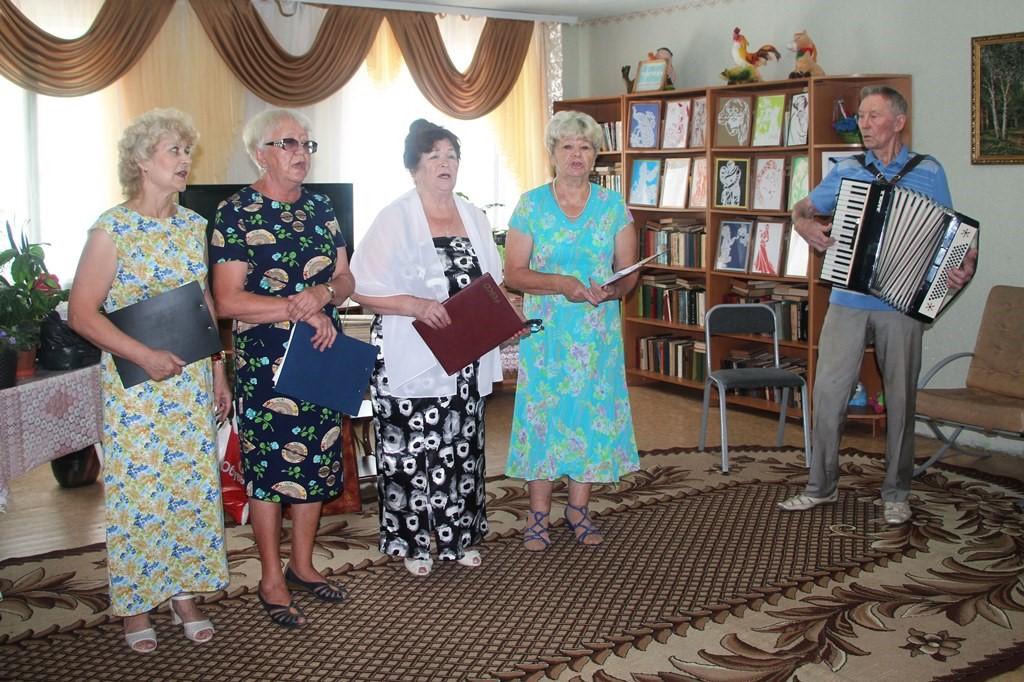 гу дом-интернат для престарелых и инвалидов общего типа шахан