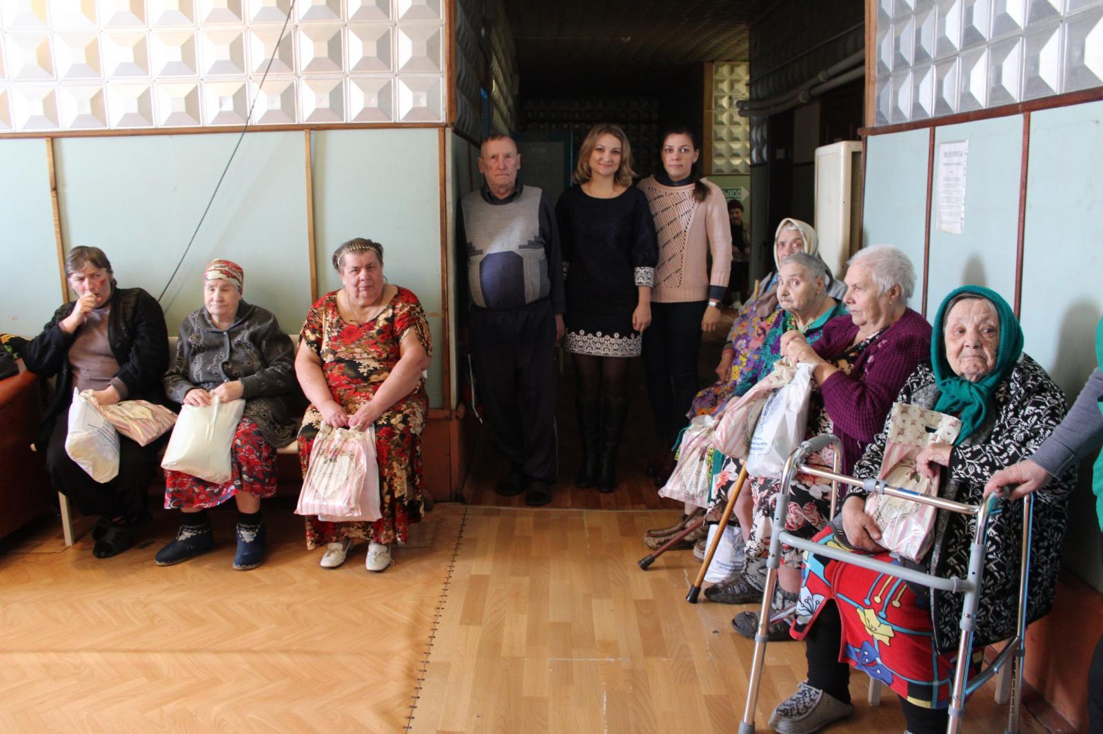 Дом престарелых в сосновке силовые упражнения дома для пожилых